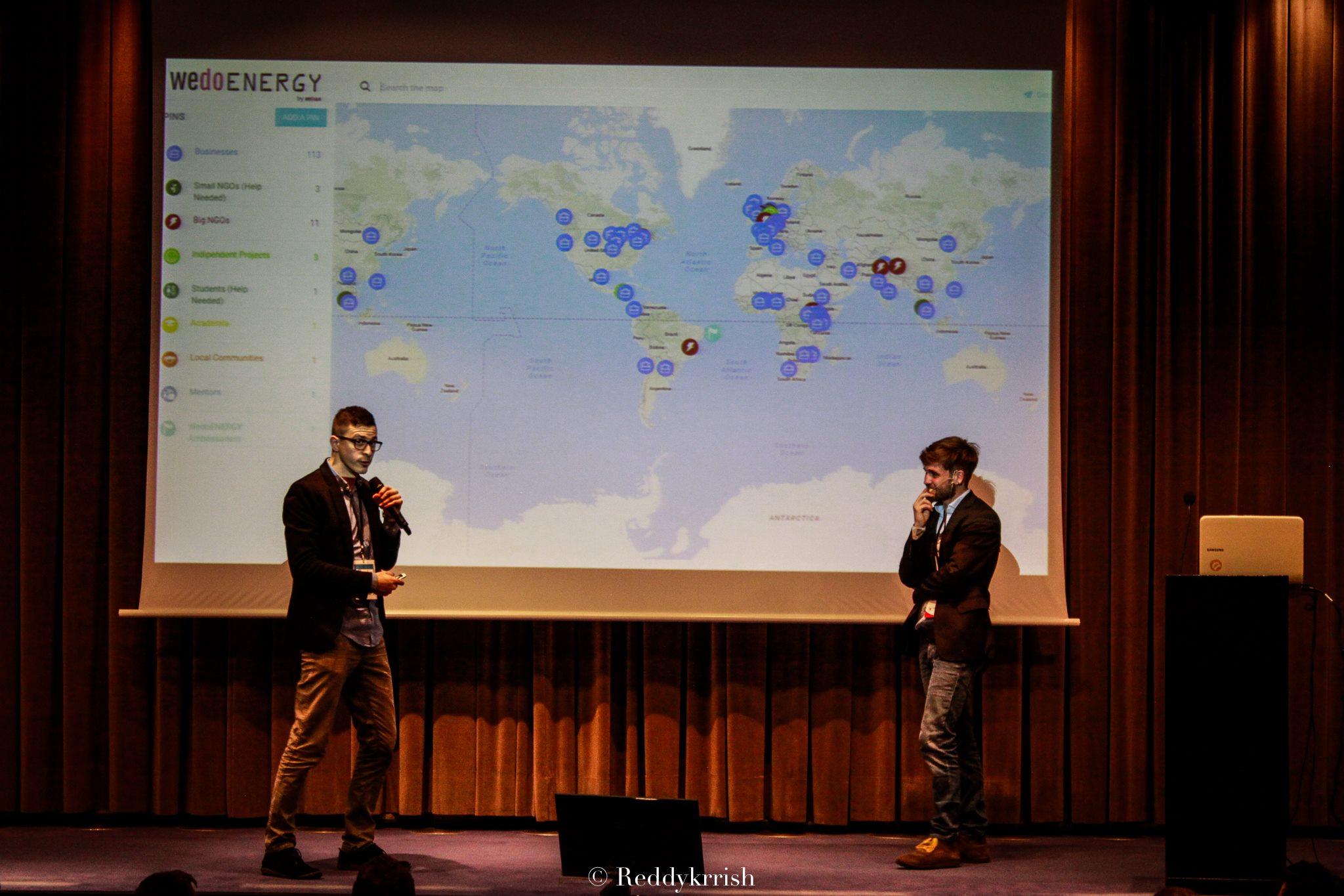wedoenergy map