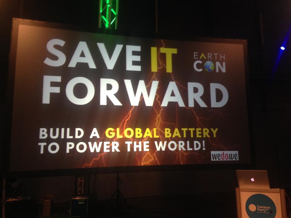 Save it forward