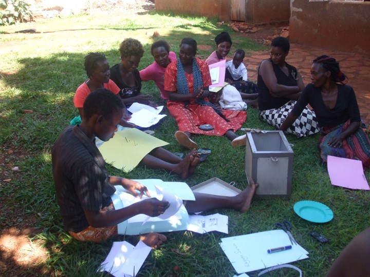 Business women in Uganda