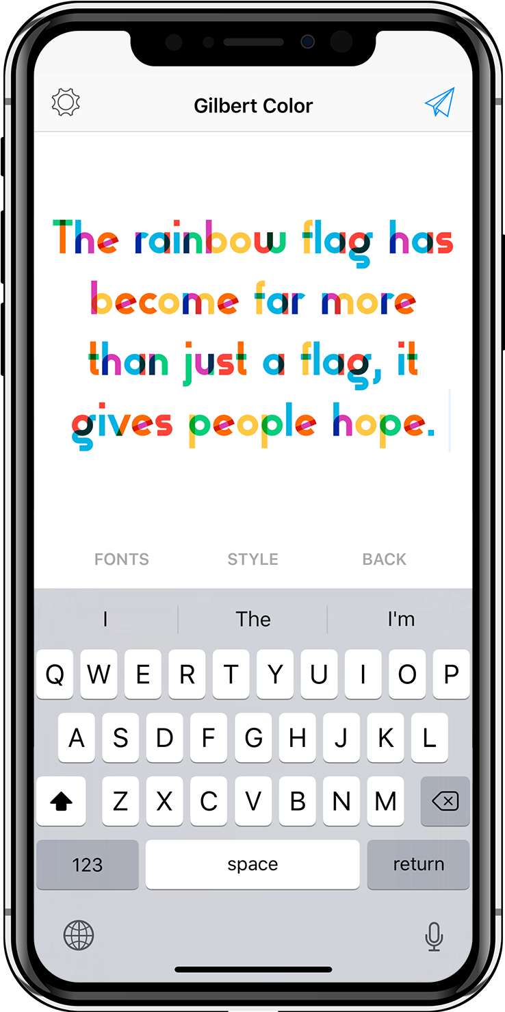 Fontself Catapult - Use your own fonts on web & mobile