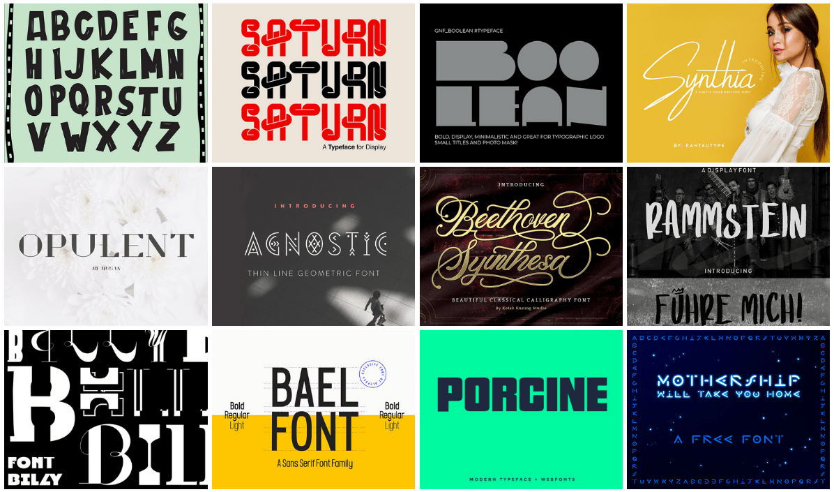 Fontself The Easiest Font Maker For All Creatives