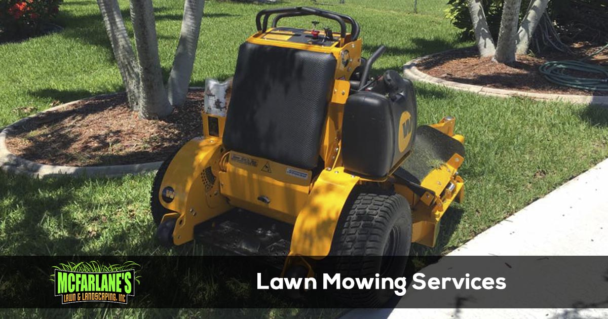cape coral fort myers lawn mowing service get a free quote today. Black Bedroom Furniture Sets. Home Design Ideas