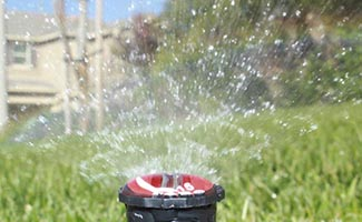 irrigation and sprinkler system installation and repairs