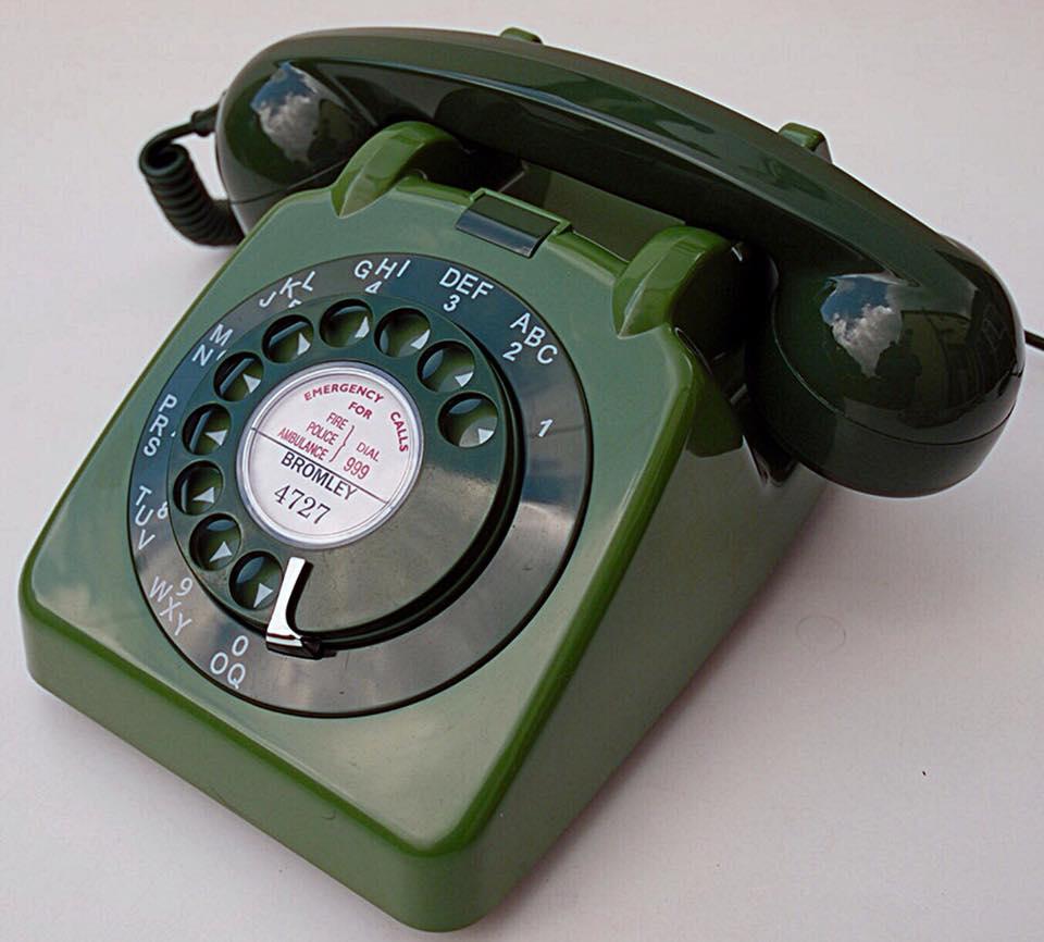 Classic phone