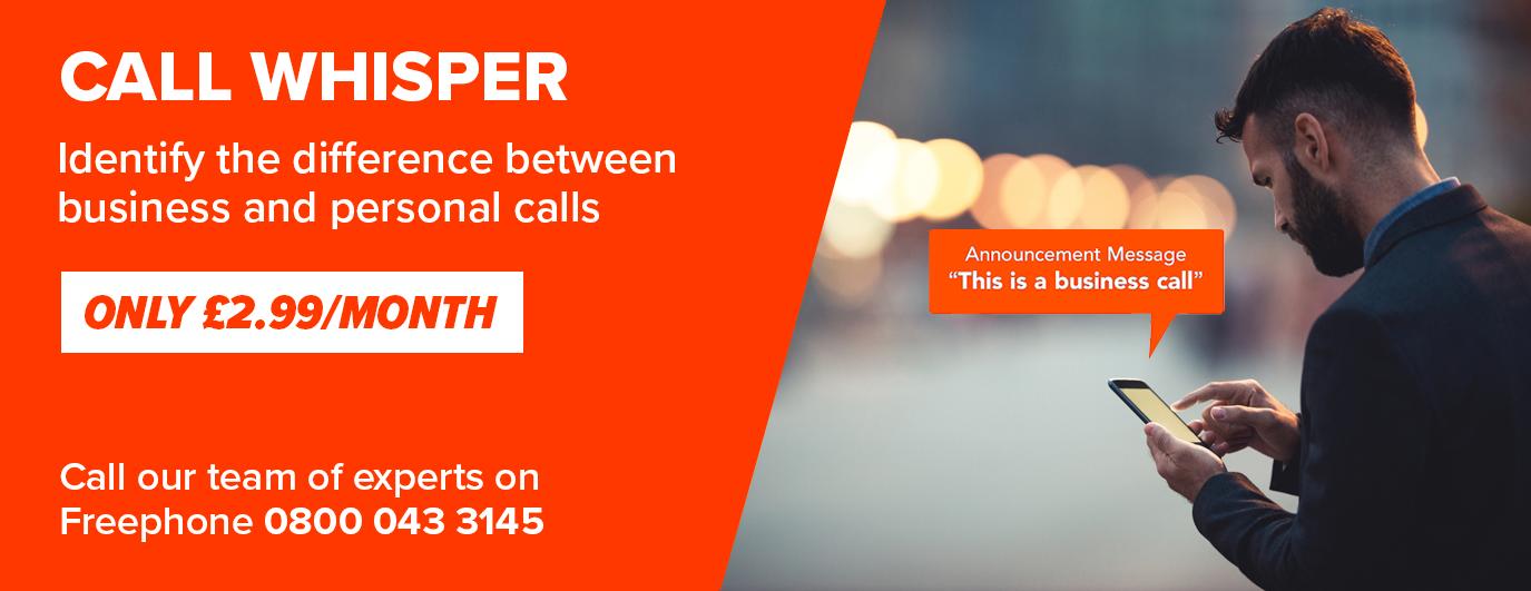 call-whisper