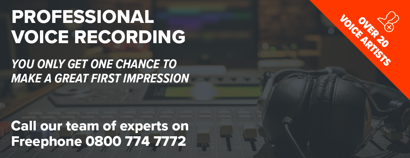 professional-voice-recording