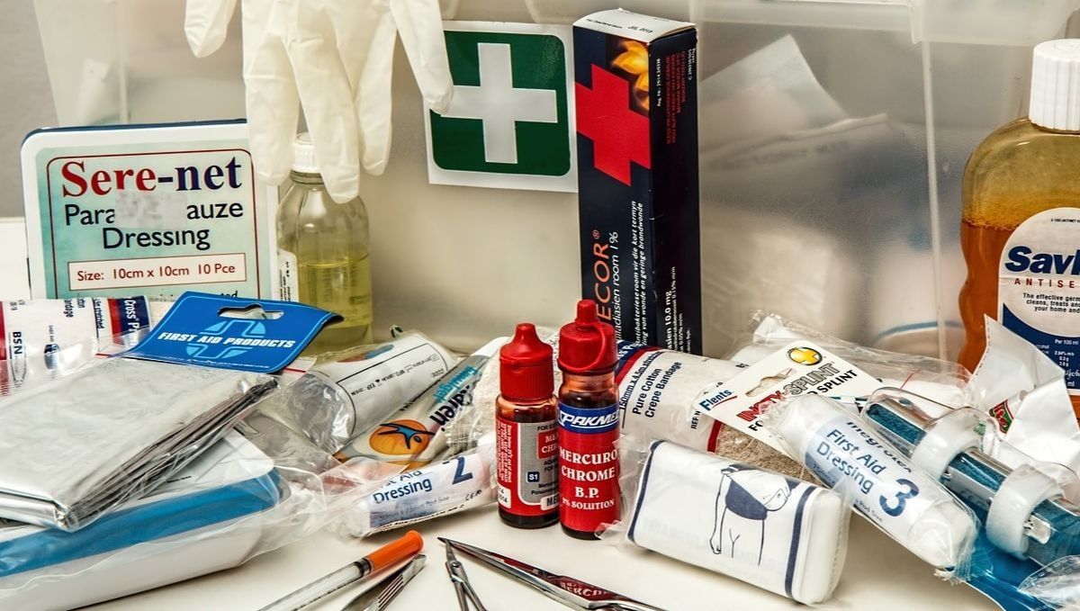 Photo of Florida first aid kit