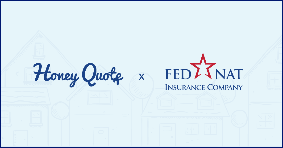 Fednat Partners With Florida Insurtech Startup Honeyquote