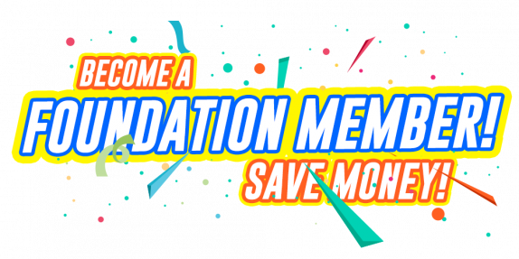 Become a foundation member