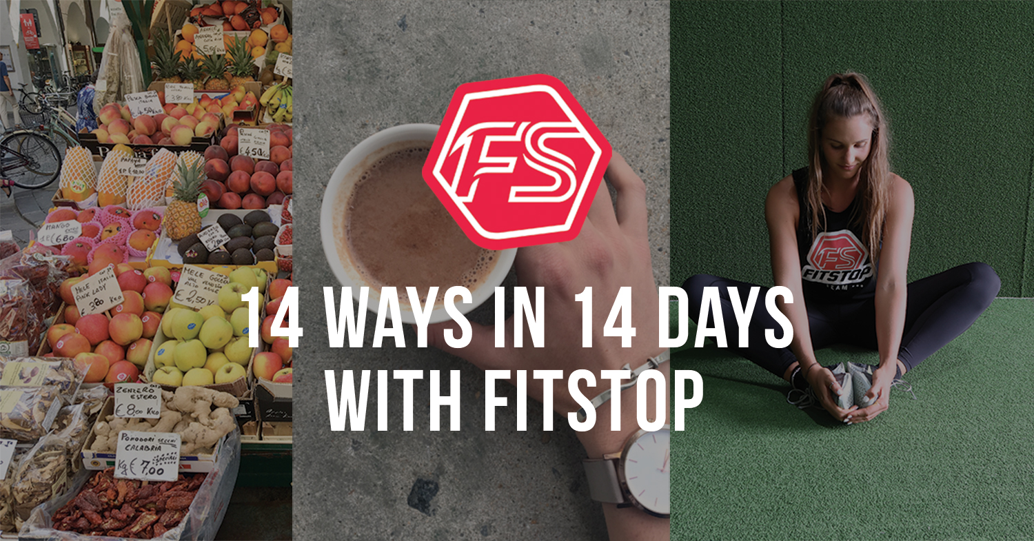 14 Ways in 14 Days with Fitstop