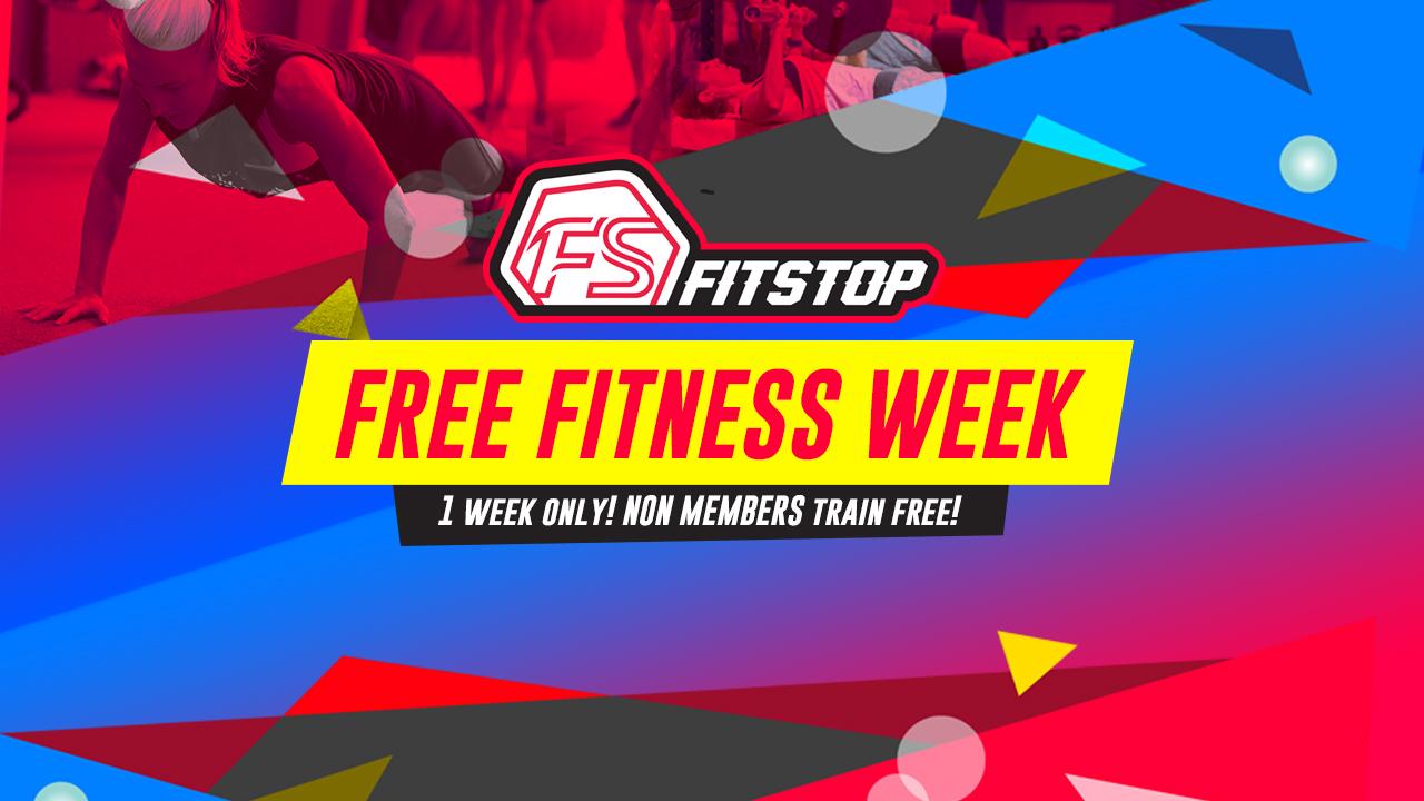 Free fitness week