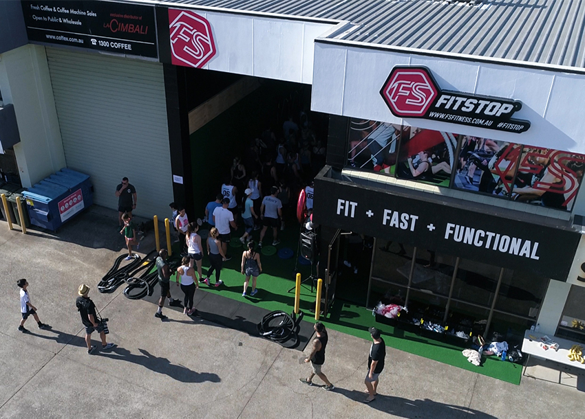 Fitstop Morningside