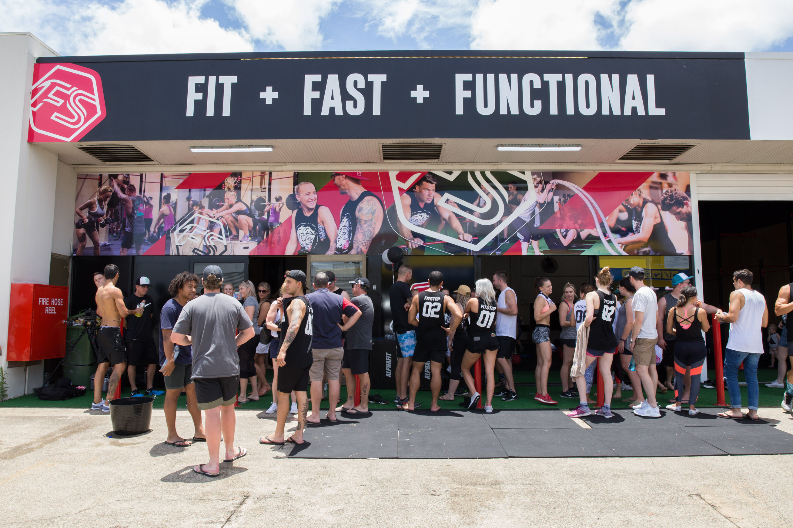 Fitstop West End