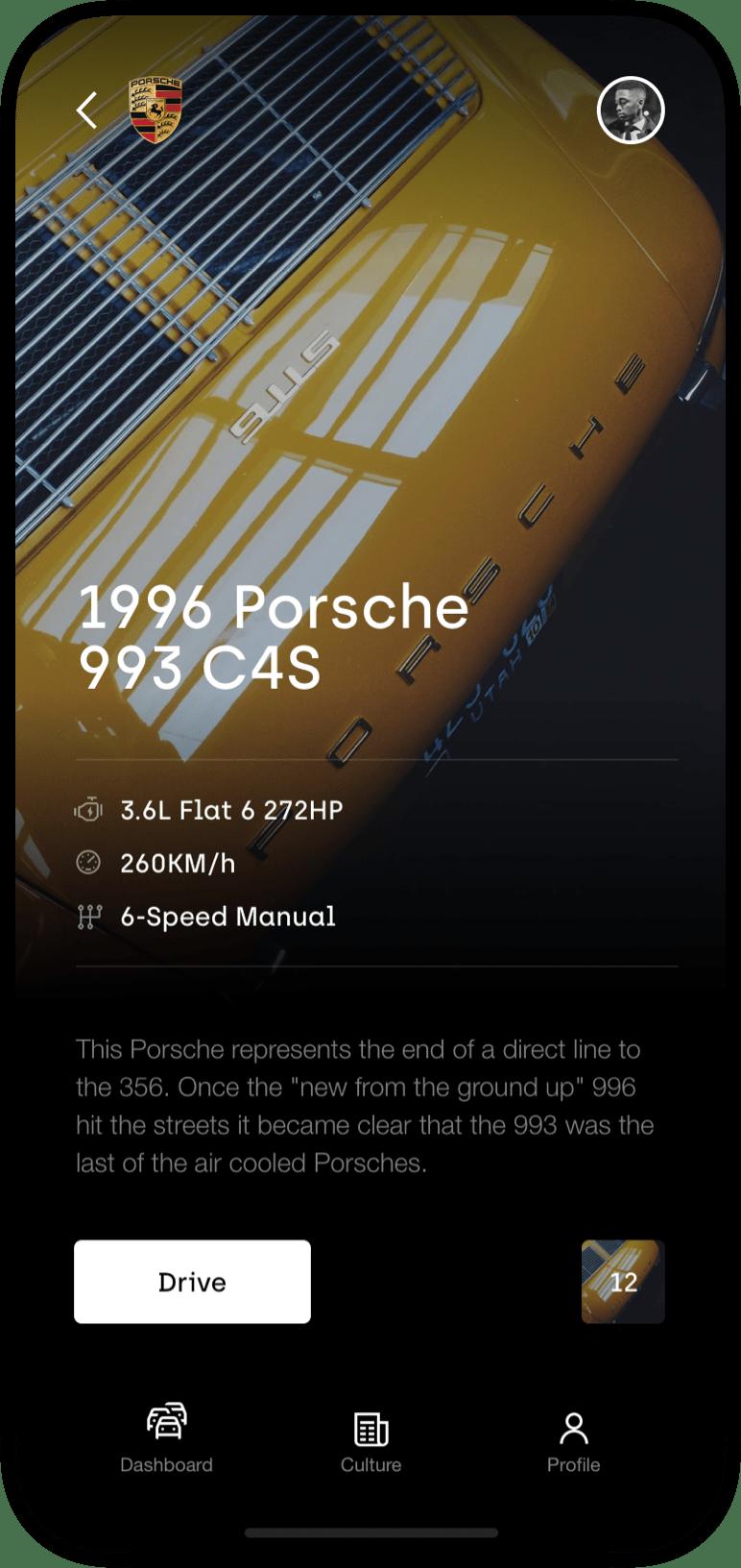 Prime Drivers Club by Maciej Mach - UI/UX designer / Poland / Poznań
