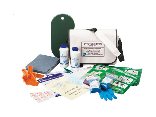 Cytotoxic Drug Spill Kit