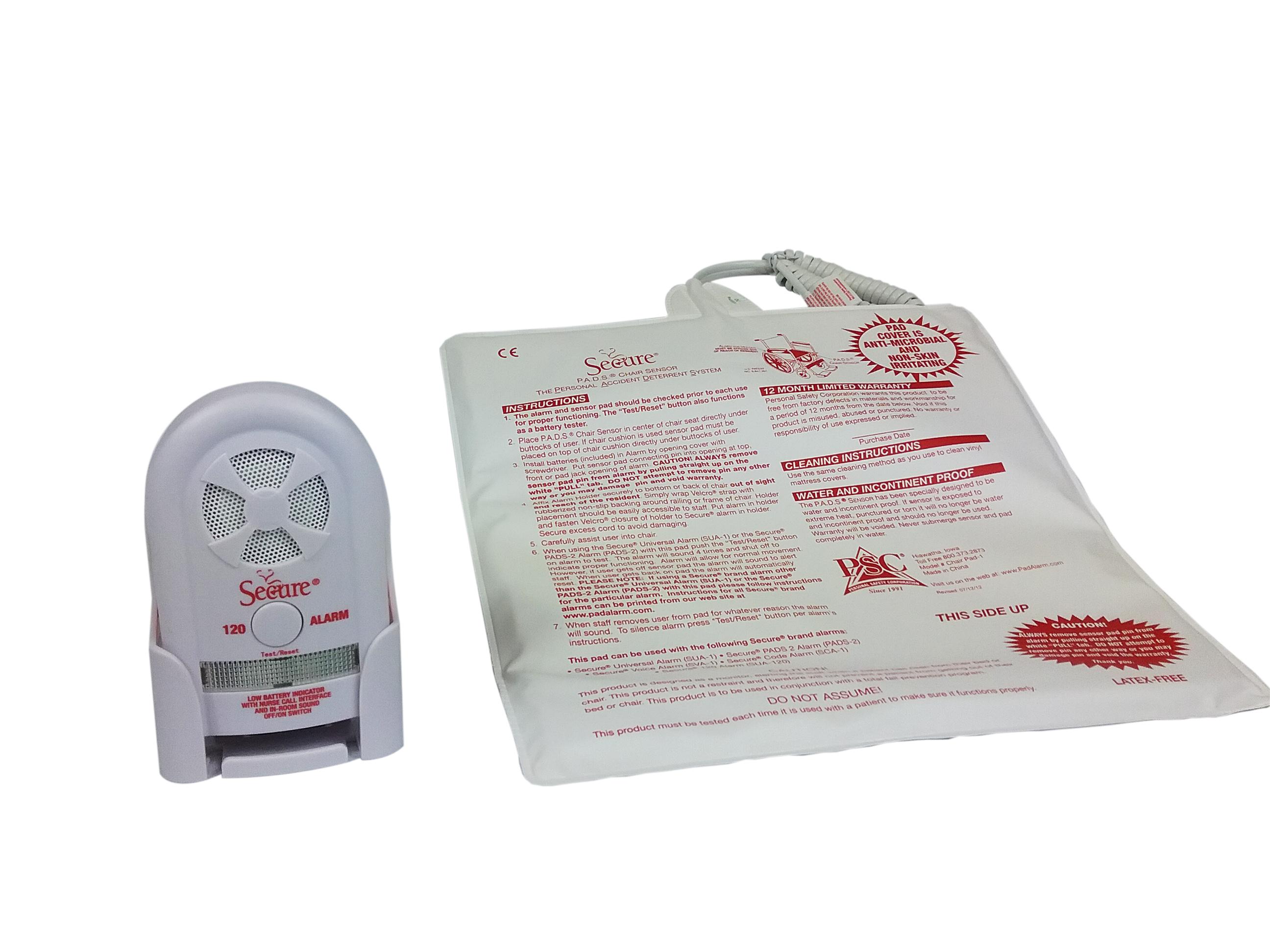 Seat Pad Sensor Alarm