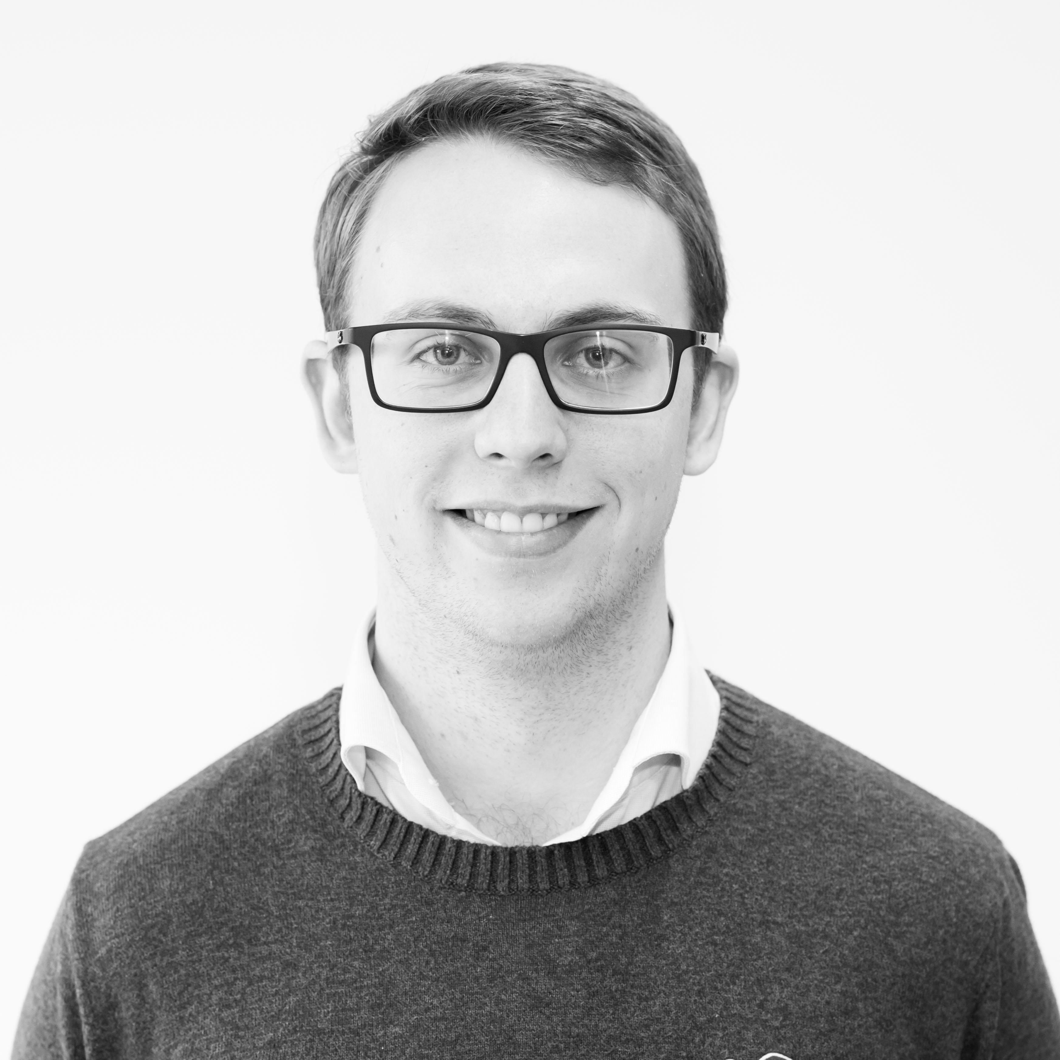 Niels Desot, Manager Birdhouse Services