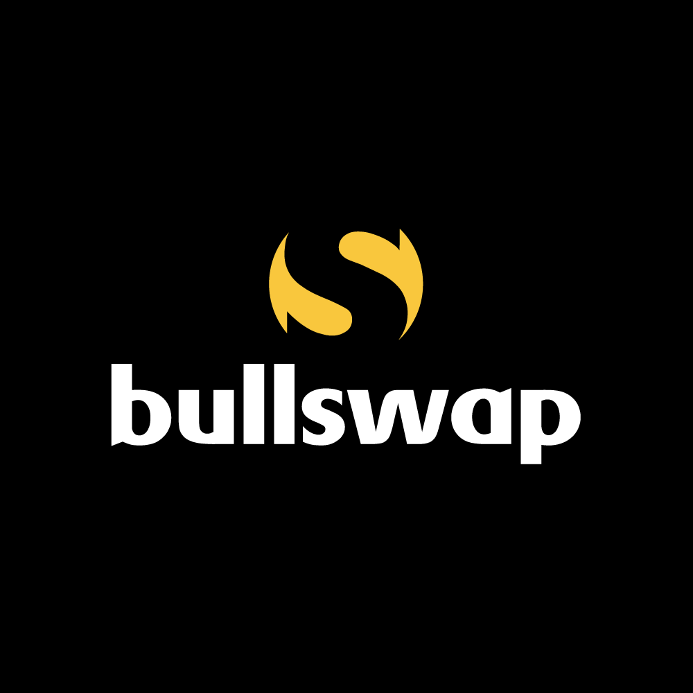 Logo start-up Bullswap