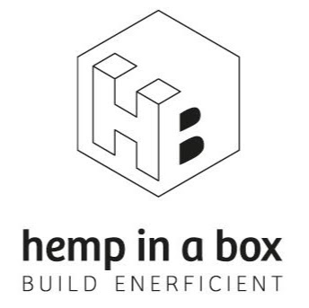 Logo start-up Hemp in a box