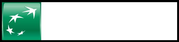 BNP Paribas Logo White