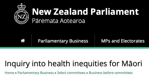 Police inquiry for Maori