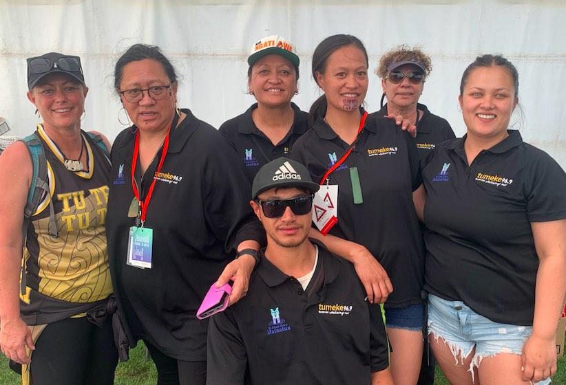 Ngāti Awa Te Toki winners