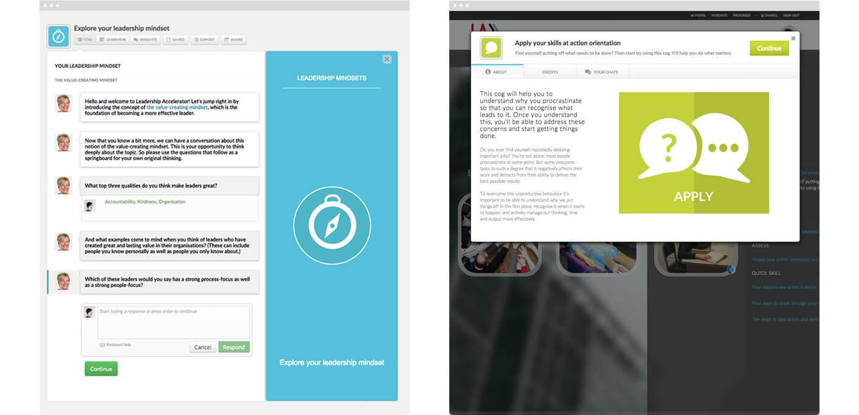 Cognician Desktop Application Design