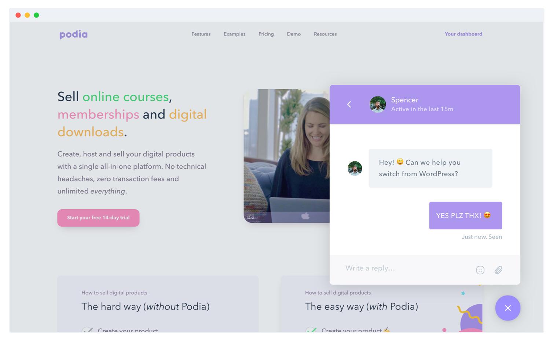 A Wordpress Alternative Built for Digital Products