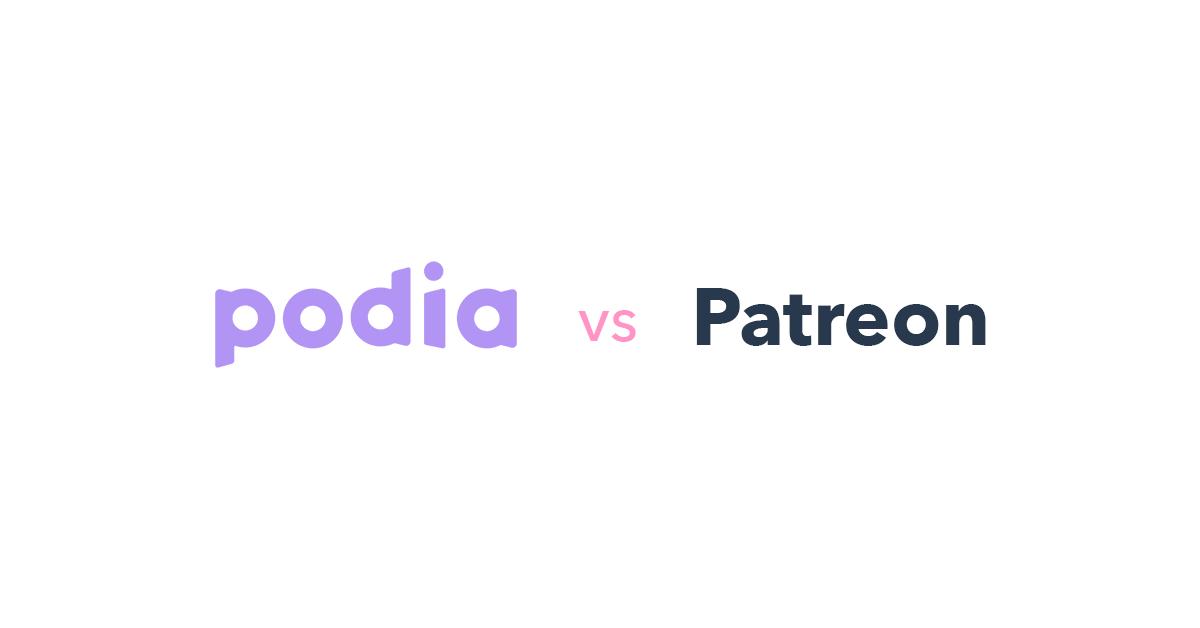 Podia vs Patreon