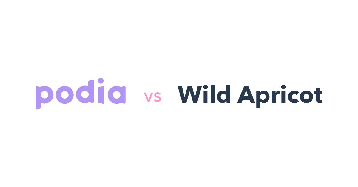 Podia vs Wild Apricot