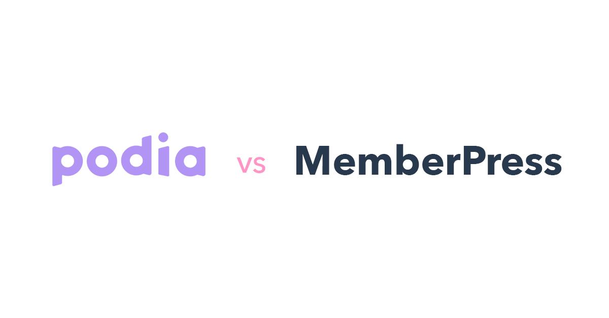Podia vs MemberPress