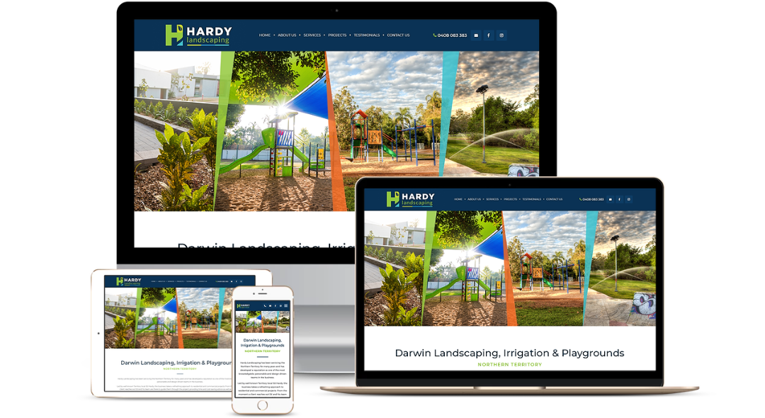 Hardy Landscaping