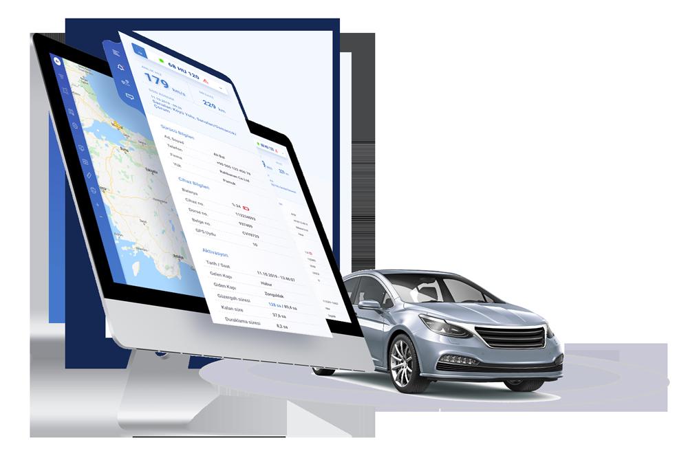 Mahrek UI and dummy car