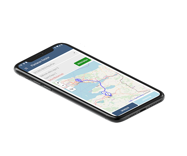 Smartphone isometric
