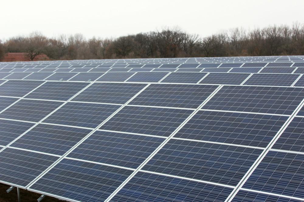 3896kW, JA Solar