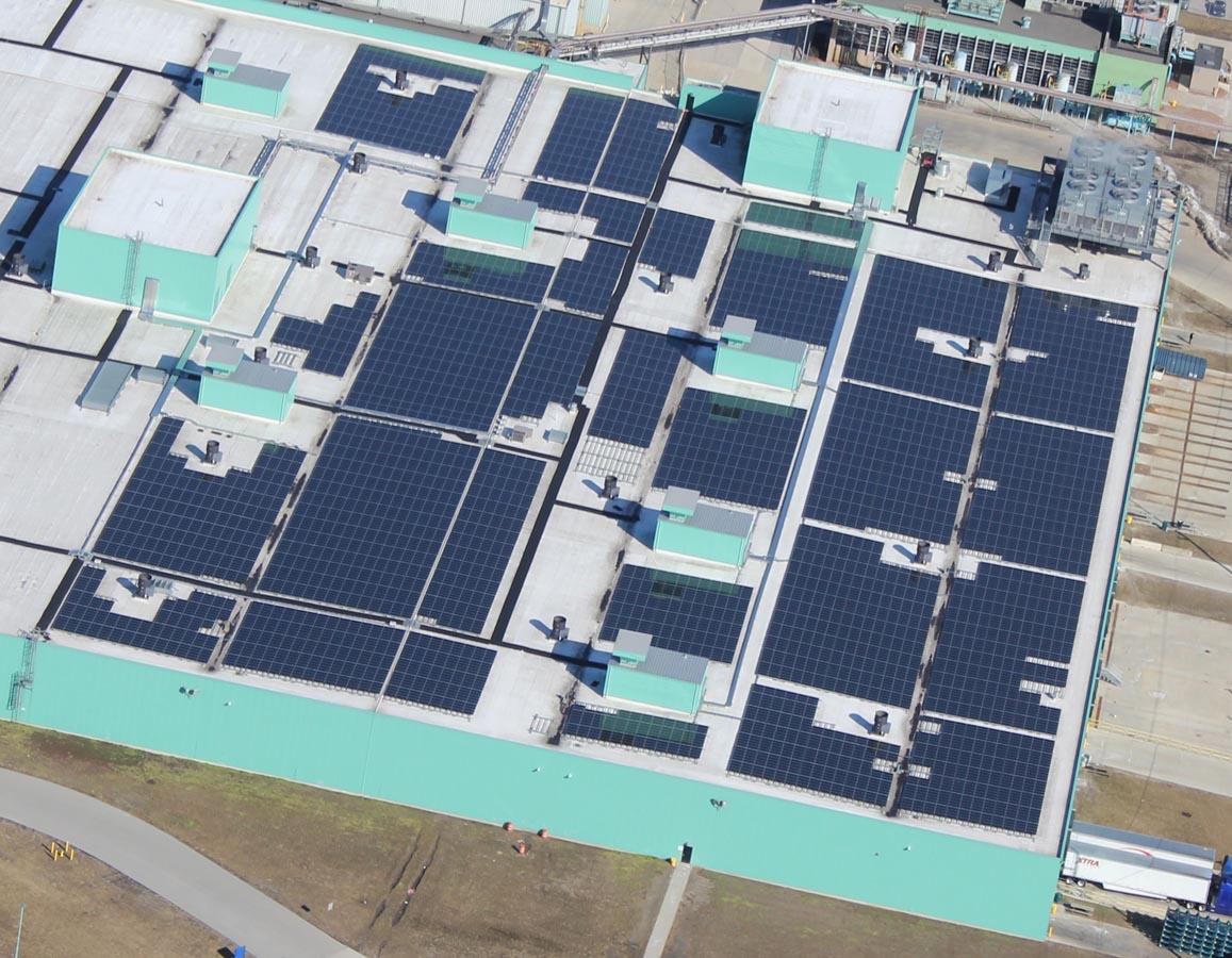 Roofmount Solar Racking