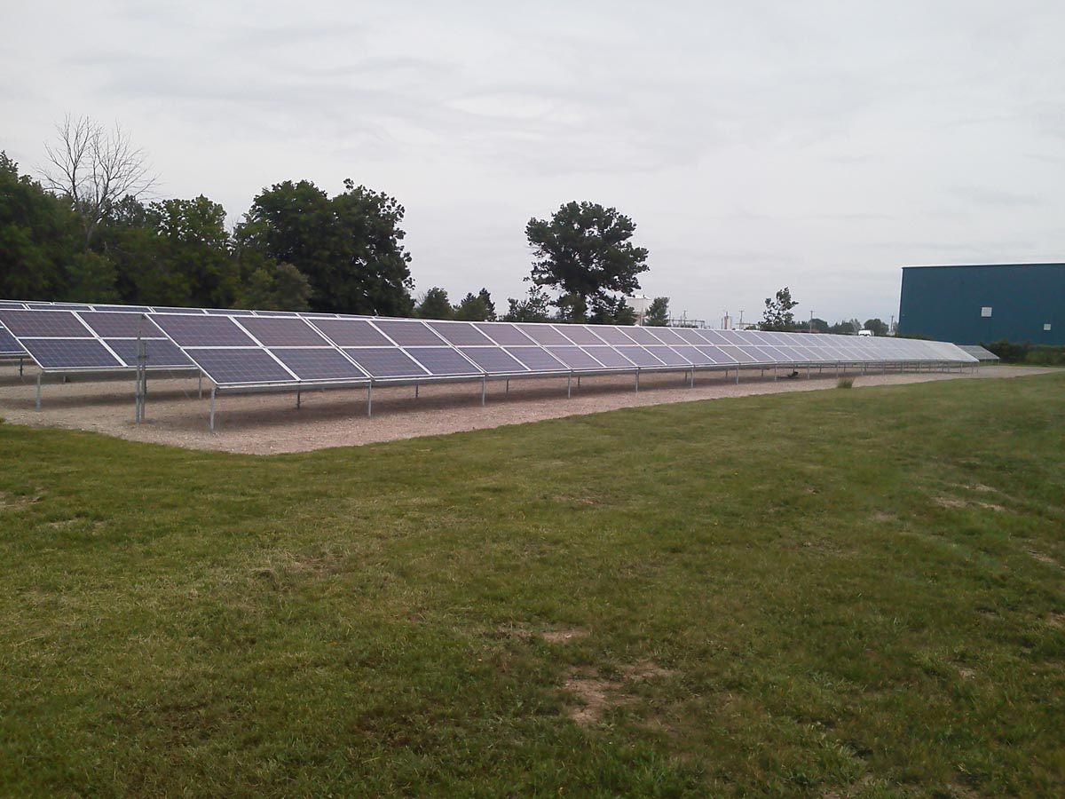 Solar Field, Solar Array