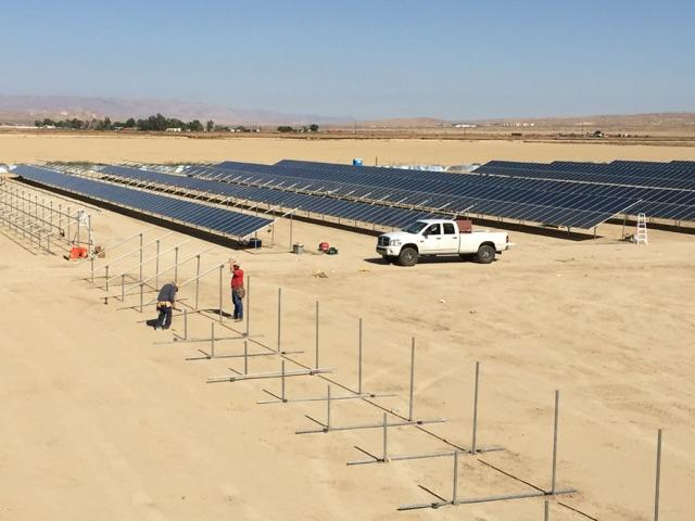 Solar Installation, Turnkey Solutions