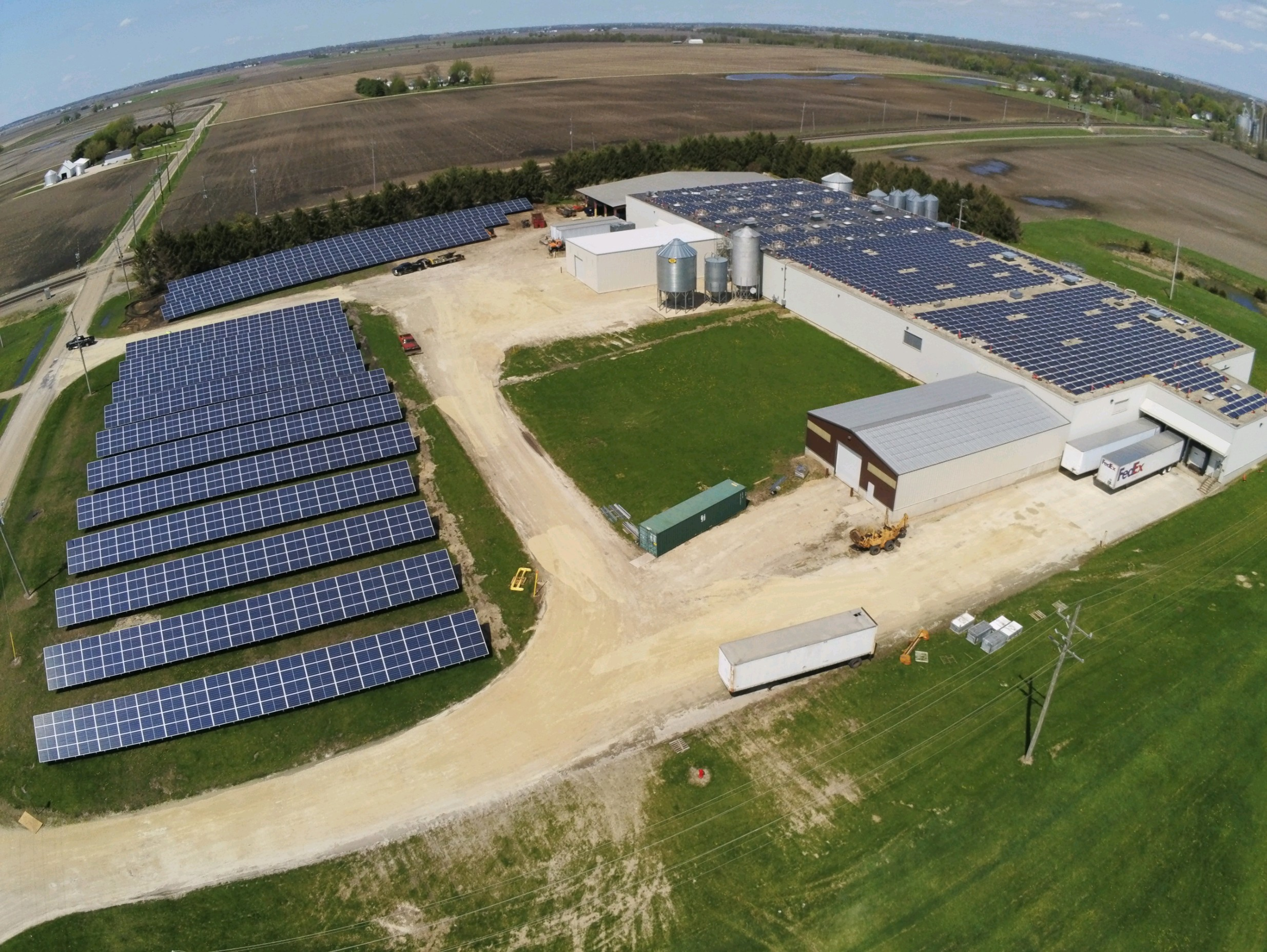 450KW IL Project