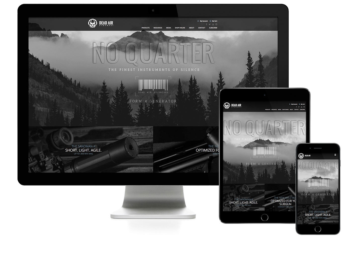 Click to launch website