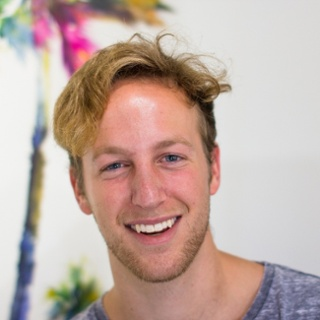 Shea Ruda, founder and CEO of Drops