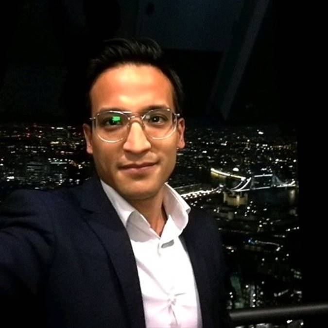 Friday's London Tech Week Special - Ashish Shrestha