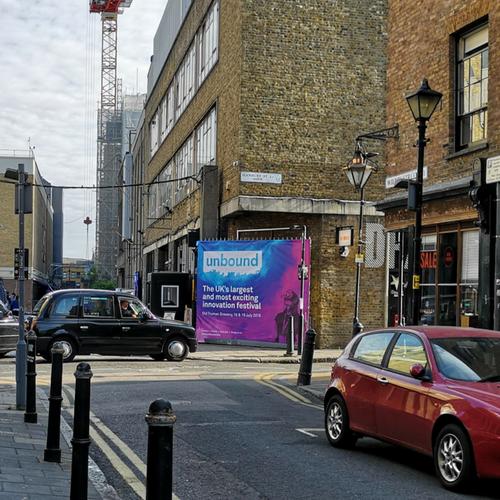 Tech Talks at Unbound London - Part 1