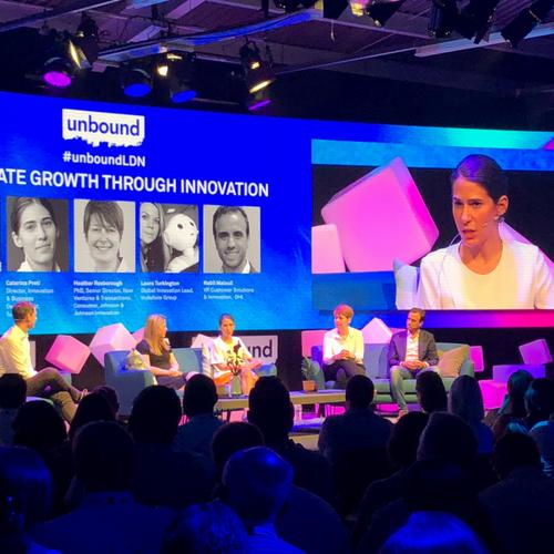 Tech Talks at Unbound London - Part 2
