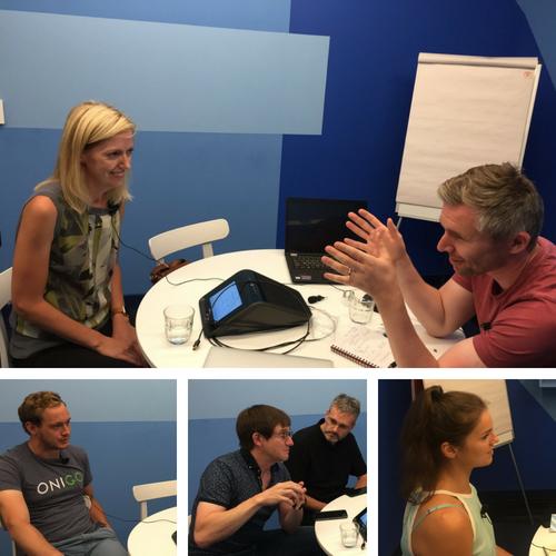 Tech Talks visits OpenActive