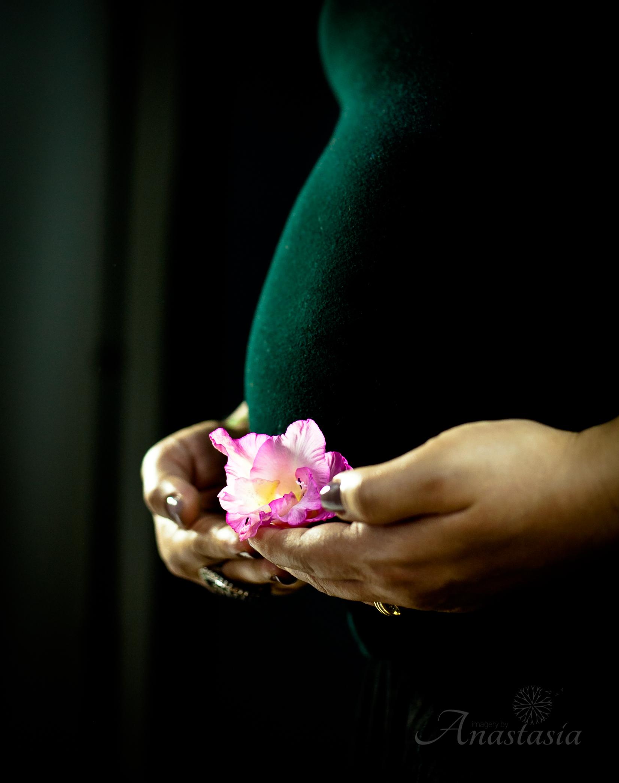 Maternity flower