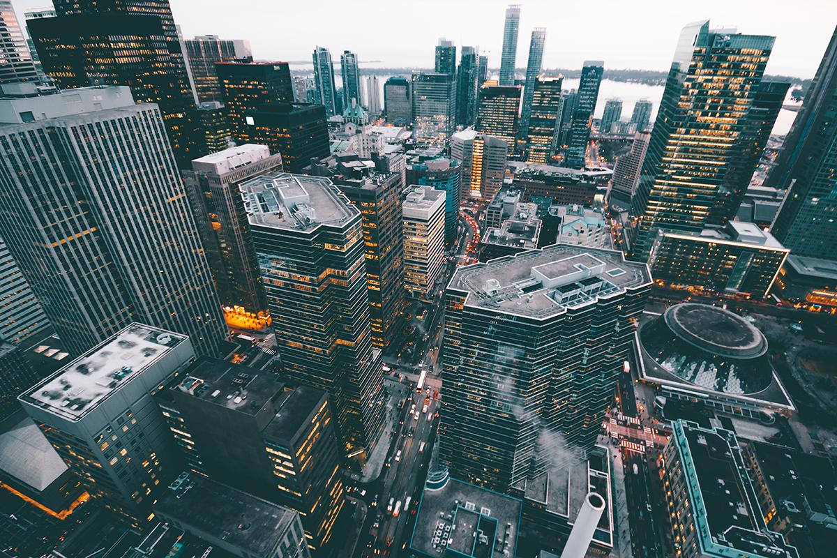 City scape picture, IT Consultation