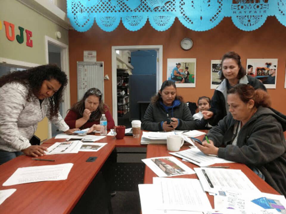 census canvassing training workshop