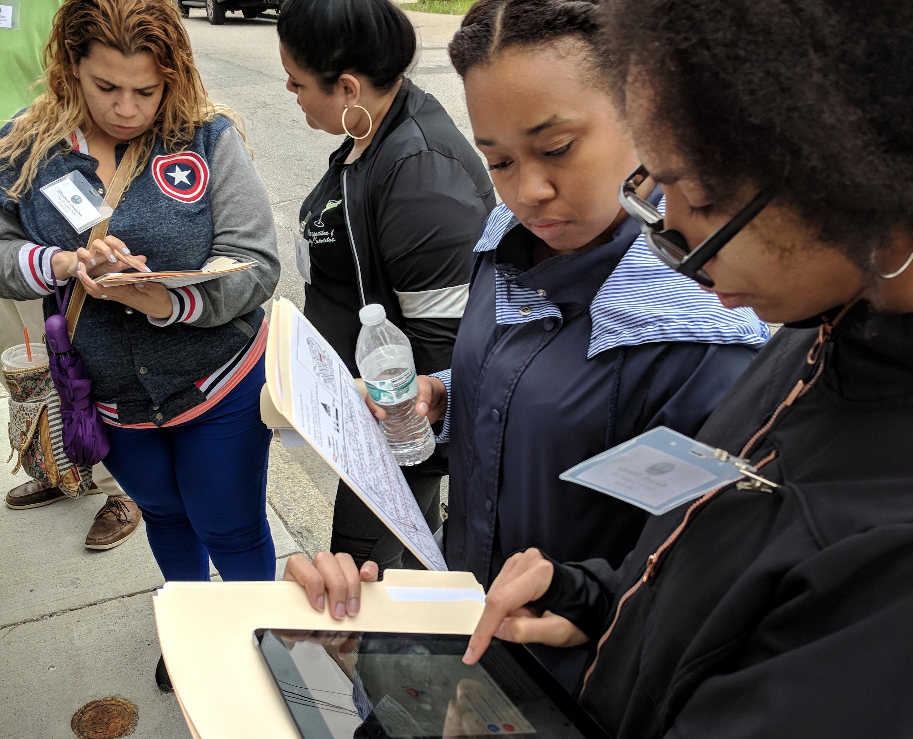 community census canvassing