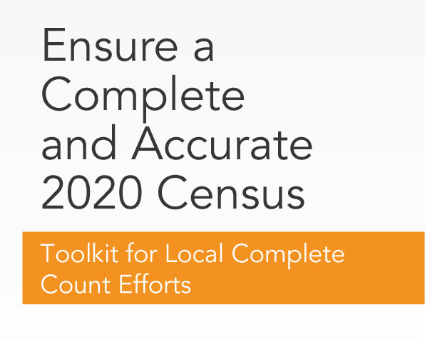 Toolkit for Local Complete Count Efforts